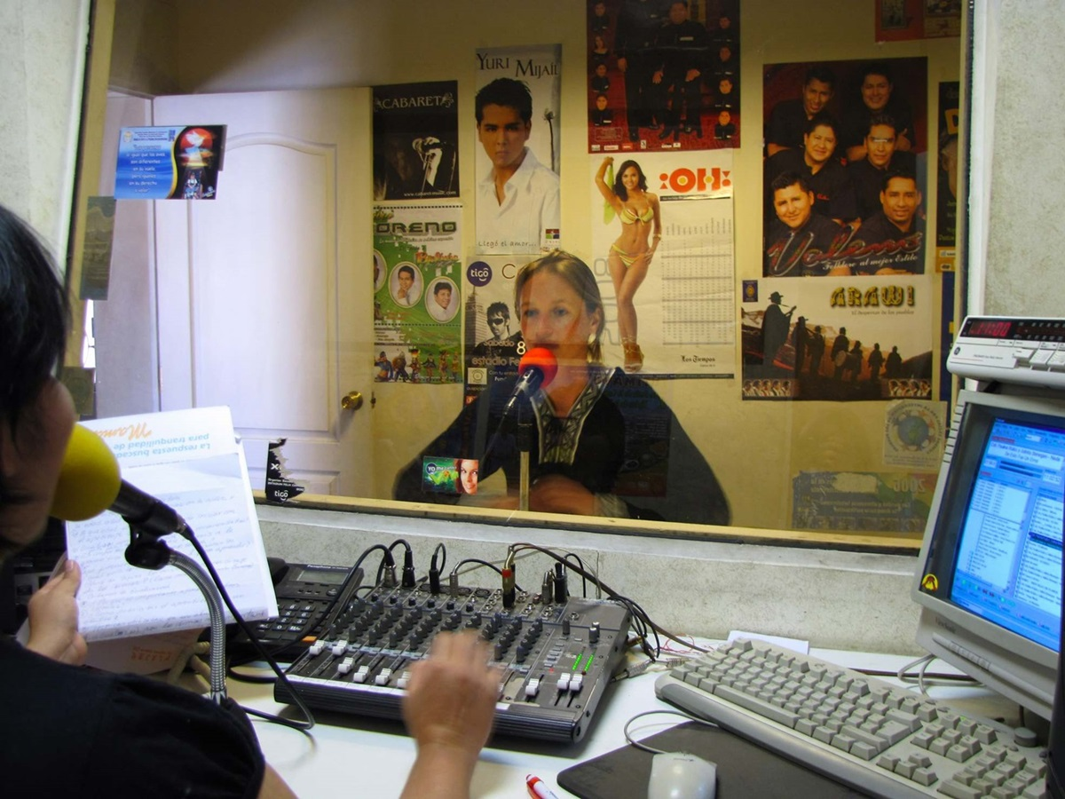 Radio Work Experience Placements Abroad