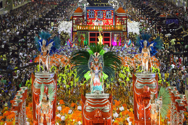 Rio Carnival Brazil Tour Packages