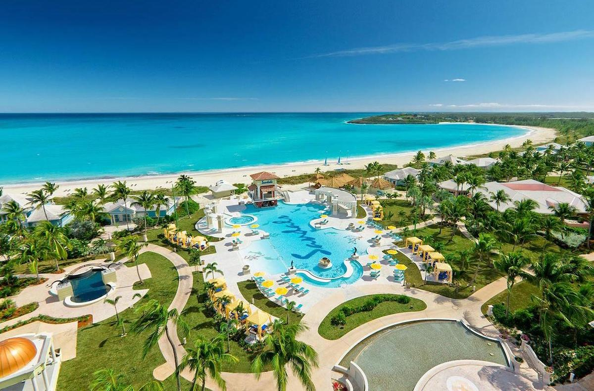 Sandals Emerald Bay Golf, Tennis and Spa Resort, Great Exuma