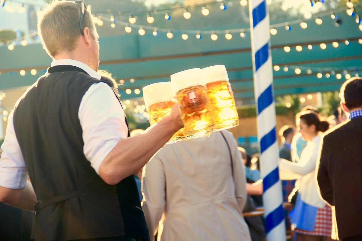 Summer travel ideas, Oktoberfest