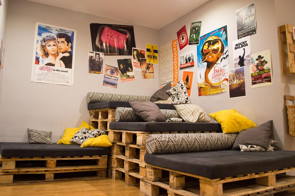 Sungate hostel, Madrid