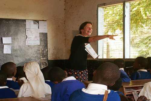 Volunteer Teaching Tanzania