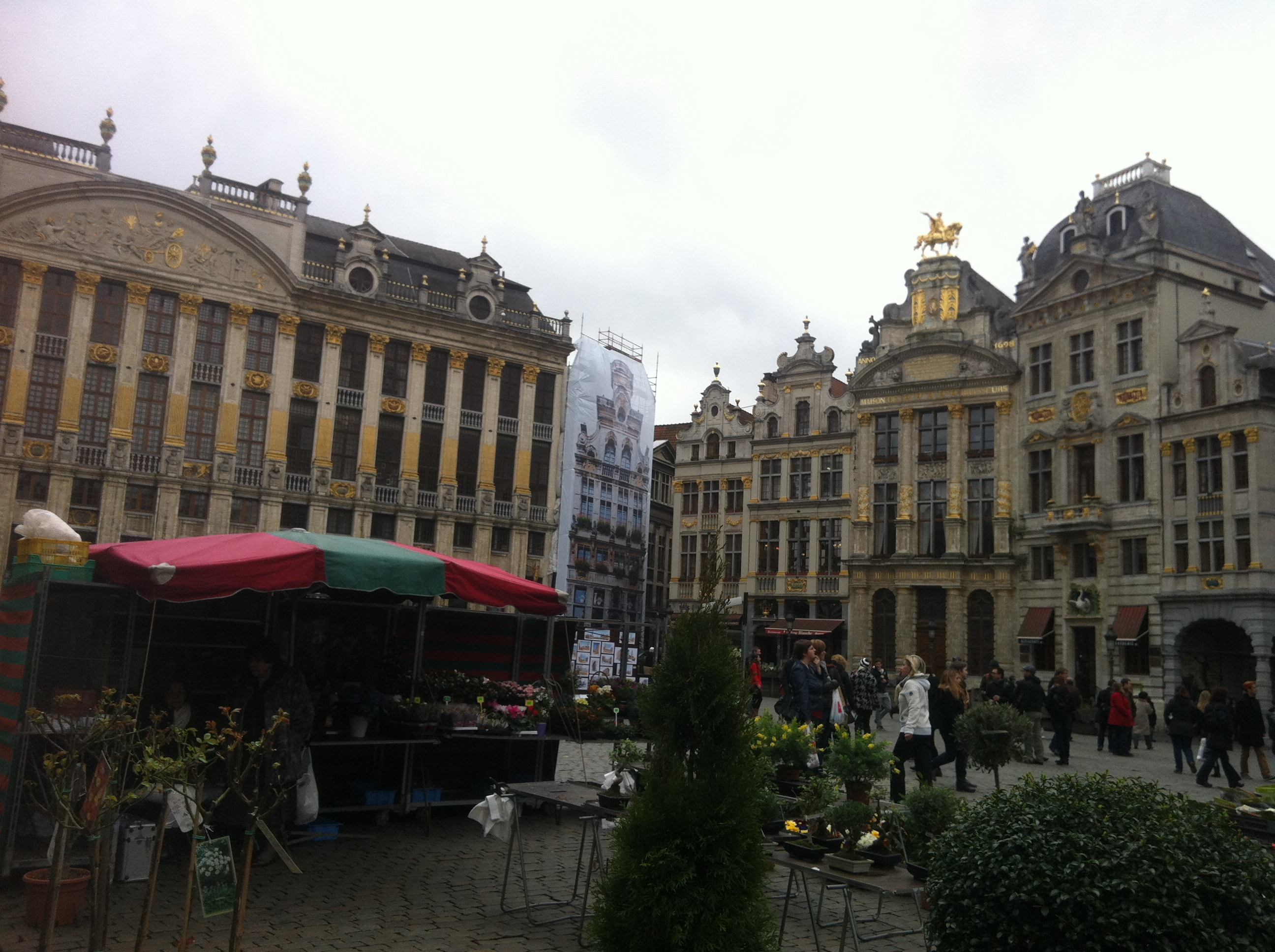 Teach English in Belgium