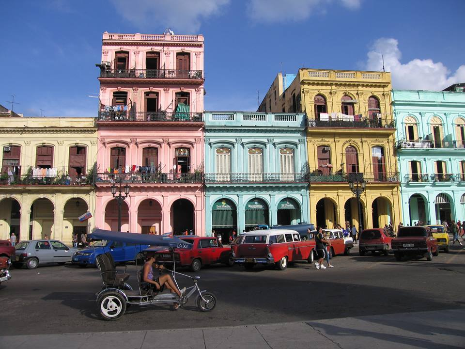 Teach English in Cuba
