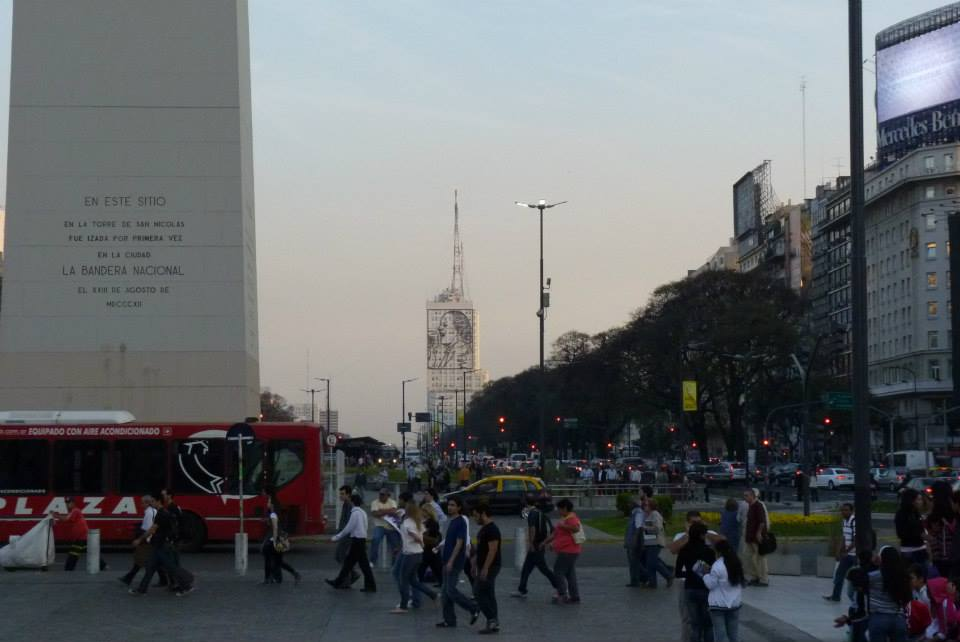 Teach English in Buenos Aires