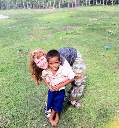Working as an English Teacher in Cambodia