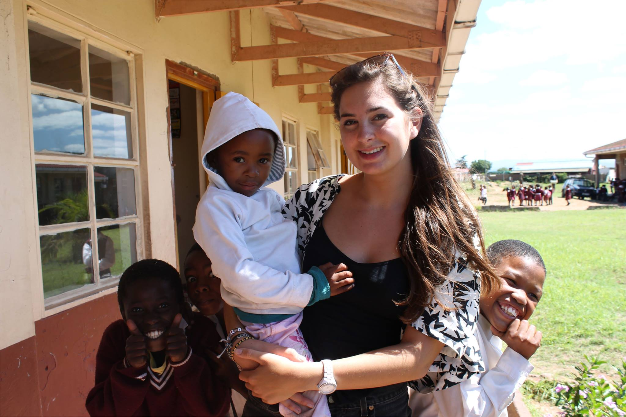 Teaching Volunteer Africa