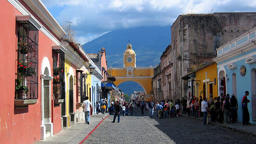 TEFL Certification Courses in Central America