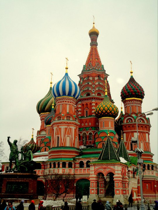TEFL Courses Russia