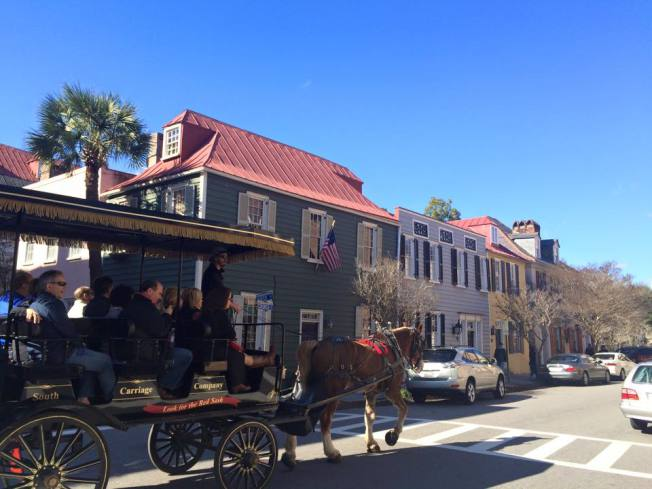 Top 5 places to visit on east coast usa - charleston