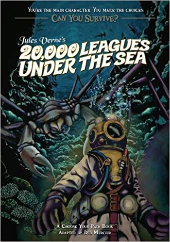 20,000 Leagues Under the Sea – Jules Verne