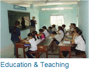 Volunteer Abroad Education and Teaching