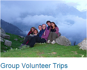 Volunteer Abroad Group Trips