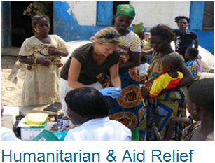 Volunteer Abroad Humanitarian Aid Relief