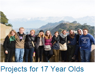 Volunteer Abroad Projects for 17 Year Olds