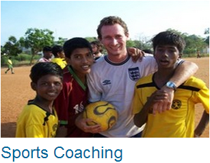 Volunteer Abroad Sports Coaching