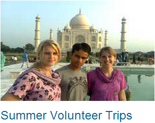 Volunteer Abroad Summer Trips