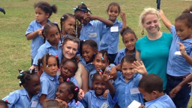 Teach in the Dominican Republic