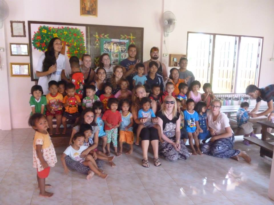 Volunteer Thailand Volunteering Solutions