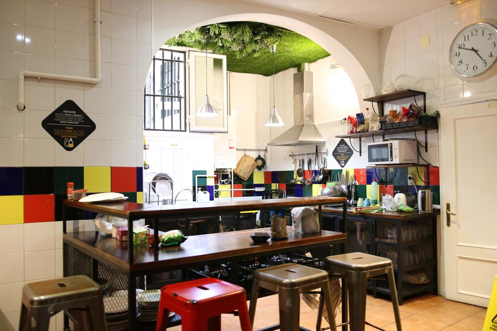Way Hostel Madrid