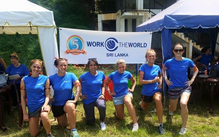 Work the World Volunteers
