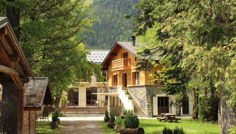 Mont Blanc Writers Retreat, France