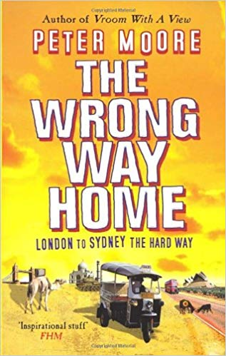 Wrong Way Home, Peter Moore
