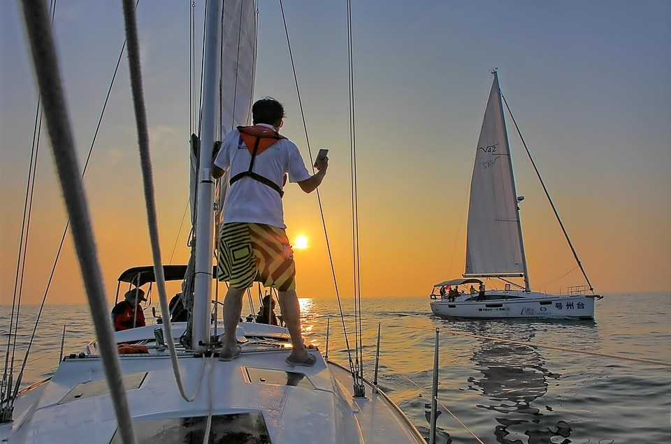 Yachting benefits